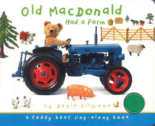 Old Macdonald Had A Farm (Teddy Bear Sing-Along) front-463710