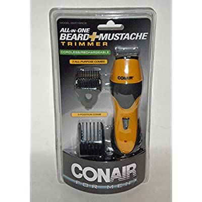 Conair for Men All-In-One Beard and Mustache Trimmer