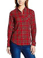Springfield Camisa Mujer (Rojo)