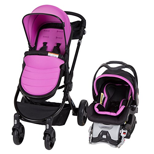 Baby Trend Shuttle Travel System, Orchid