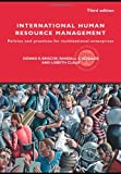 img - for International Human Resource Management (Global HRM) book / textbook / text book