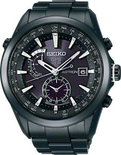 Seiko Astron Solar GPS Men Watch SAST007 (Japan Import)