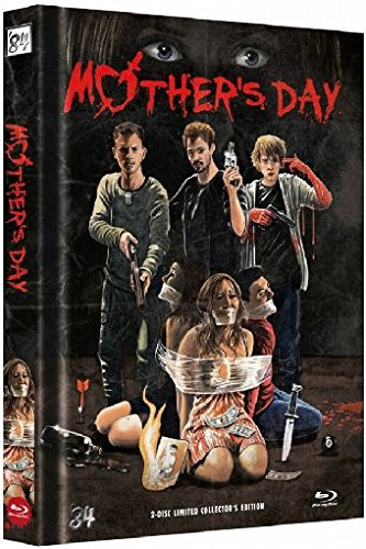 Mother's Day - Mutter ist wieder da - Uncut/Mediabook (+ DVD) [Blu-ray] [Limited Collector's Edition]