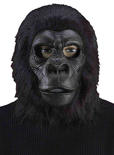 Forum Novelties Men's Latex Gorilla Mask