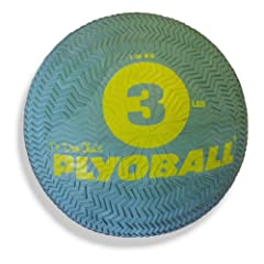 Buy 3 Lb Tracto Grip Non Bounce Plyometric Medicine Ball Crossfit Slam Ball by Jump USA