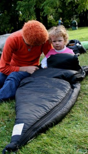 Functional Design® Kids' Sleeping Bag (3-way) 40% off :  outdoors sleeping bags camp