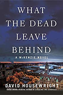 Book Cover: What the Dead Leave Behind