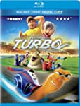 Turbo [Blu-ray + DVD + Digital Copy]...
