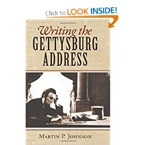 Writing the Gettysburg Address by