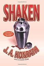 Shaken (Jacqueline 'Jack' Daniels Series)