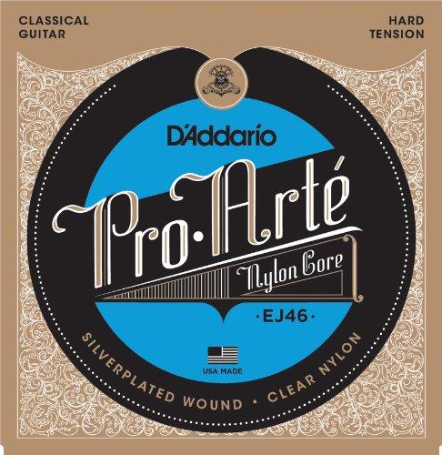 daddario-ej46-pro-arte-hard-028-044-classical-guitar-strings