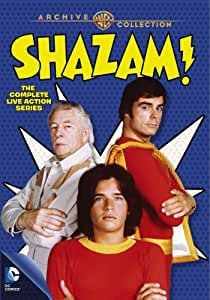 SHAZAM!: COMPLETE LIVE-ACTION SERIES
