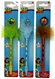 Design International Group Disney Toy Story 2-D Light Up Pens, Set of 3 (LDS11425)