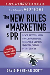 Cover of &quot;The New Rules of Marketing and ...