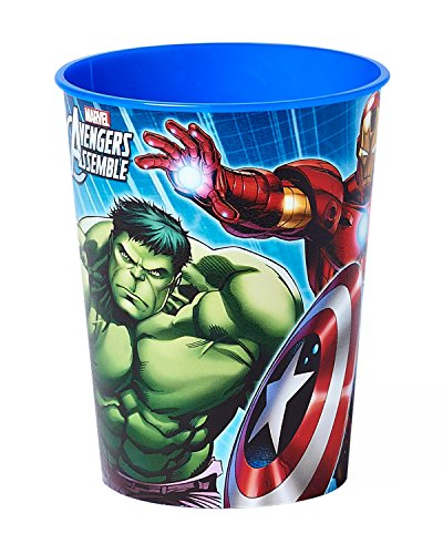 Marvel Avengers 16 oz Plastic Party Cup, Party Supplies - 1