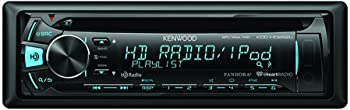 Kenwood In-Dash CD Receiver