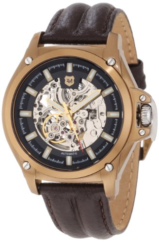 Andrew Marc Men's A11404TP 3 Hand Automatic Watch