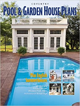 Coventry pool garden house plans plus english for Garden pool book