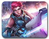 Zarya ( B ) Mousepad - Overwatch Blizzard by Tora Store [並行輸入品]
