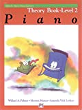 Alfred's Basic Piano Library Theory Book: Level 2