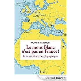 Le Mont Blanc n'est pas en France