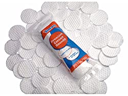 Jincare Premium Cotton Rounds (Pack of 75 Rounds) with Free Ayur Soap