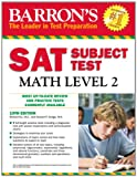 Barrons SAT Subject Test Math Level 2, 10th Edition
