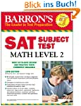 SAT Subject Test Math Level 2 (Barron...