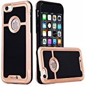 IPhone 5 / 5S / 5SE Cover, REALIKE Premium {Imported} Shock Proof Protective Dual Layer Case For IPhone 5 / 5S...