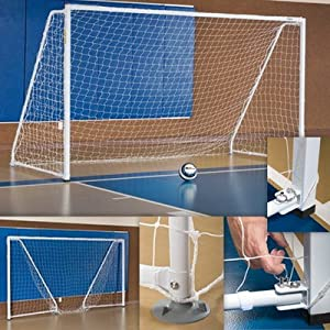 Buy (Price PR)SSG BSN Portable, Foldable Indoor Soccer Goal - Complete Unit by SSG