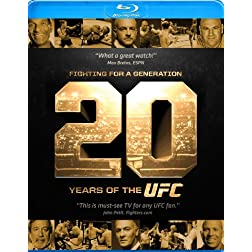 Fighting for a Generation: 20 Years of the UFC [Blu-ray]