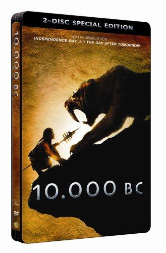 10.000 BC (im Steelbook) [2 DVDs]