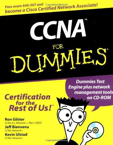 CCNATM For Dummies