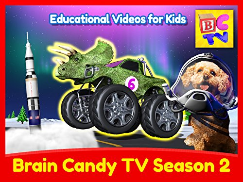 Brain Candy TV - Educational Videos for Kids - Season 2