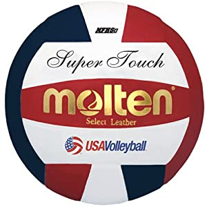 Buy Molten Super Touch Volleyball by Molten