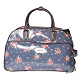 Chic Floral Print Wheeled Cabin Trolley Bag/ Weekend Bag/Luggage/Hospital Bagby Charming Chics