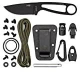 Esee Izula Black with Kit Fixed Blade IZULAB-KIT