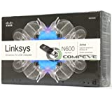 Linksys AE2500 Dual-Band Wireless-N USB Adapter