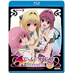 To Love Ru Darkness: Season 3: Complete Collection [Blu-ray]