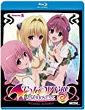 To LOVEる -とらぶる- ダークネス: コンプリート・コレクション 北米版 / To Love Ru Darkness: Season 3: Complete Collection [Blu-ray][Import]