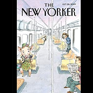 The New Yorker, October 26, 2009 (Jane Meyer, Christine Kenneally, Jonathan Lethem) | [The New Yorker]