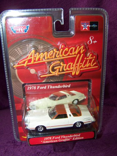 American Grafitti 1978 Ford Thunderbird Die-Cast Car (American Graffiti Diecast Cars compare prices)