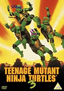 Teenage Mutant Ninja Turtles 3 [DVD]