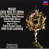 Mozart: Great Mass in C minor /English Baroque Soloists · Gardiner