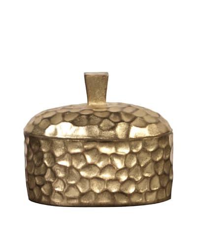 Howard Elliott Hammered Decorative Box