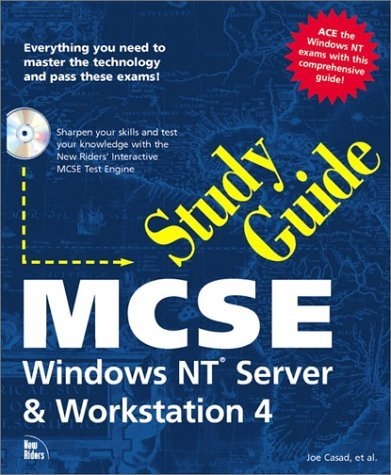 MCSE Study Guide: Windows NT Server & Workstation 4