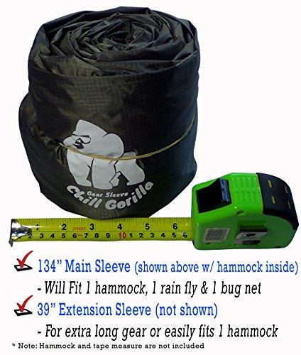 chill     chill gorilla snakeskin sleeves  instant stuff sack  u0026 protective cover  rh   chillgorilla
