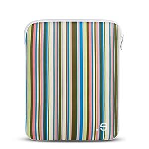 LA robe Allure for iPad - Color Stripes