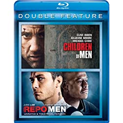 Children of Men / Repo Men Double Feature [Blu-ray]
