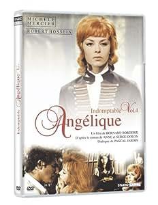Indomptable Angélique: Michèle Mercier, Robert Hossein